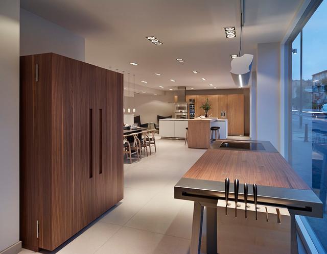 Bulthaup b2 kitchen bath showroom contemporain cuisine wiltshire par hobsons choice for Bulthaup cuisine