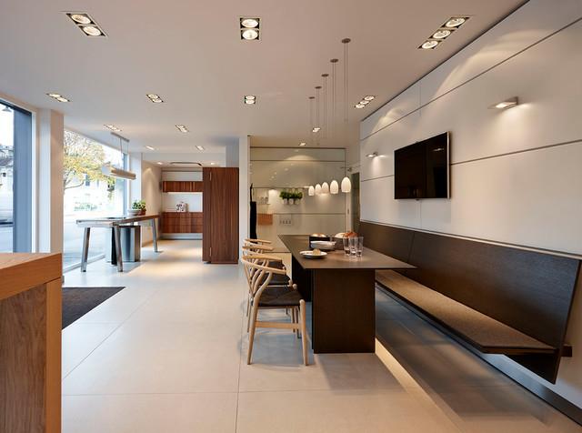 Bulthaup b2 kitchen bath showroom contemporary kitchen for Bulthaup b2 kitchen