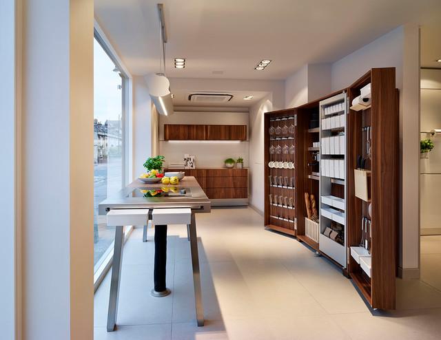 bulthaup b2 kitchen bath showroom contemporary. Black Bedroom Furniture Sets. Home Design Ideas