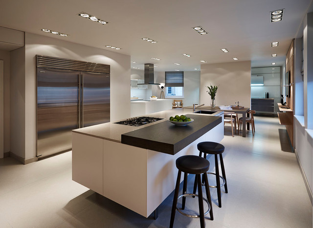 Bulthaup B3 Kitchen Bath Showroom Contemporary Kitchen Other Metro By Hobsons Choice