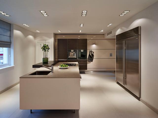 bulthaup b3 kitchen bath showroom contemporain. Black Bedroom Furniture Sets. Home Design Ideas