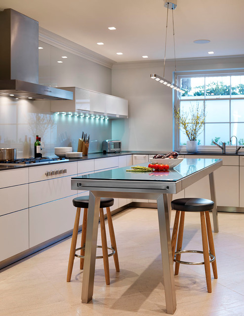 bulthaup b3 kitchen by hobsons|choice contemporary-kitchen