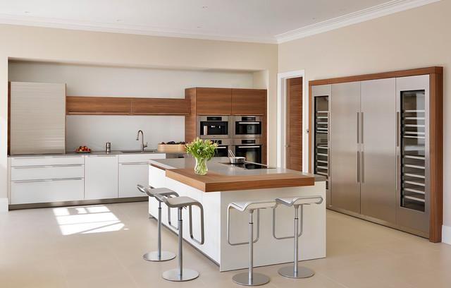 Bulthaup B3 Kitchen Moderno Cocina Other Metro De