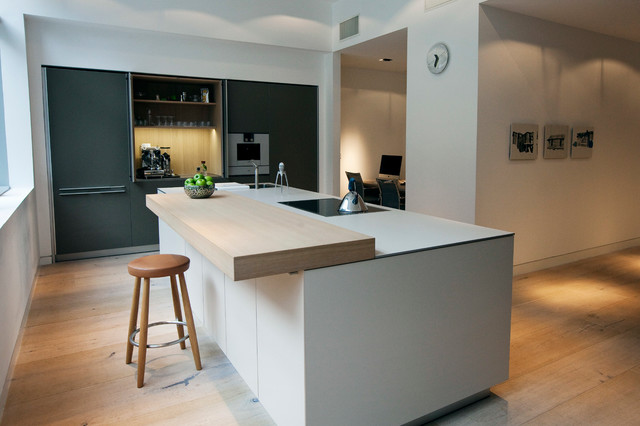 bulthaup hanover quay studio contemporary kitchen. Black Bedroom Furniture Sets. Home Design Ideas