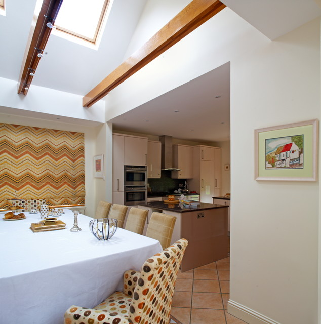 Bungalow In Howth Co Dublin Eclectic Kitchen Dublin By Divine Design