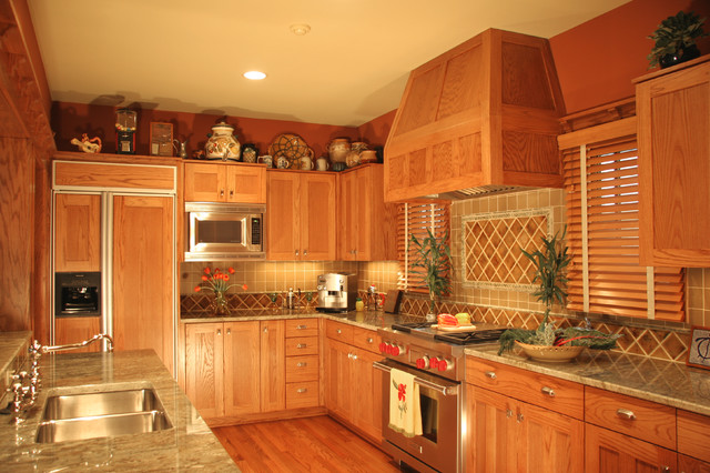 Bungalow Kitchen Traditional Kitchen Dallas By