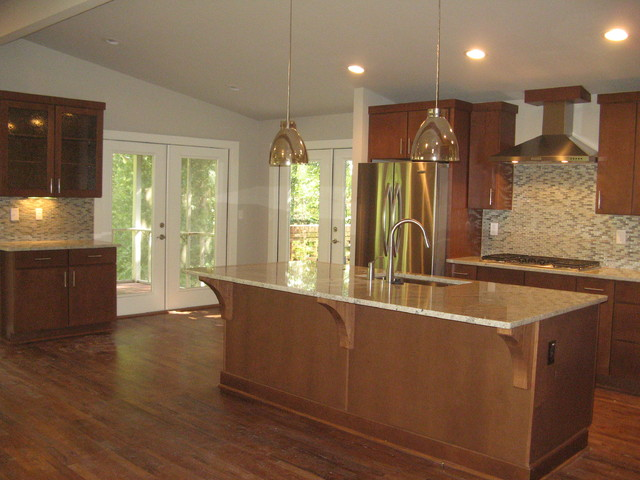 Bungalow Kitchen Remodel traditional-kitchen