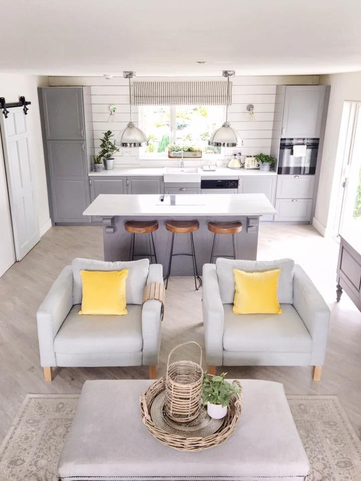 Bungalow makeover - Contemporary - Kitchen - Limerick - by ...