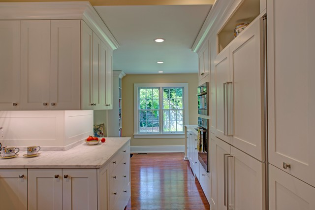 Bungalow Project traditional-kitchen