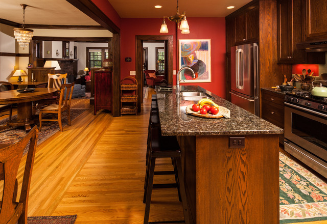 Bungalow remodel - Craftsman - Kitchen - other metro - by Arbuckle ...