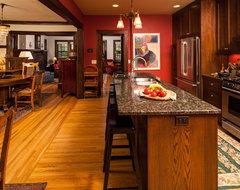 Bungalow remodel craftsman-kitchen