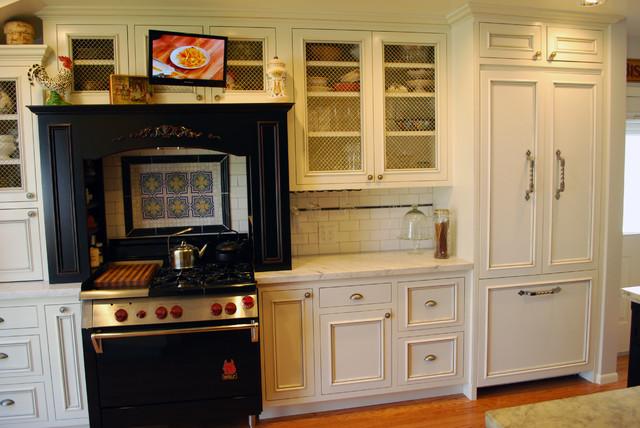 Burbank Kitchen eclectic-kitchen