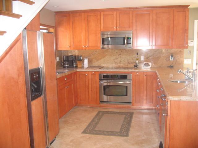 Burbank modern-kitchen