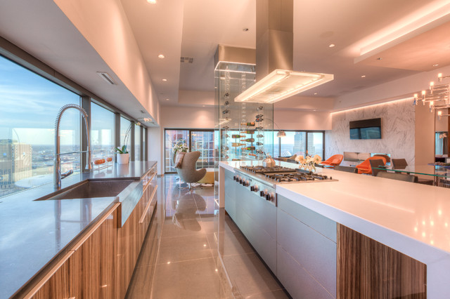 Burke Kansas City Modern Kitchen Kansas City By Modern Design