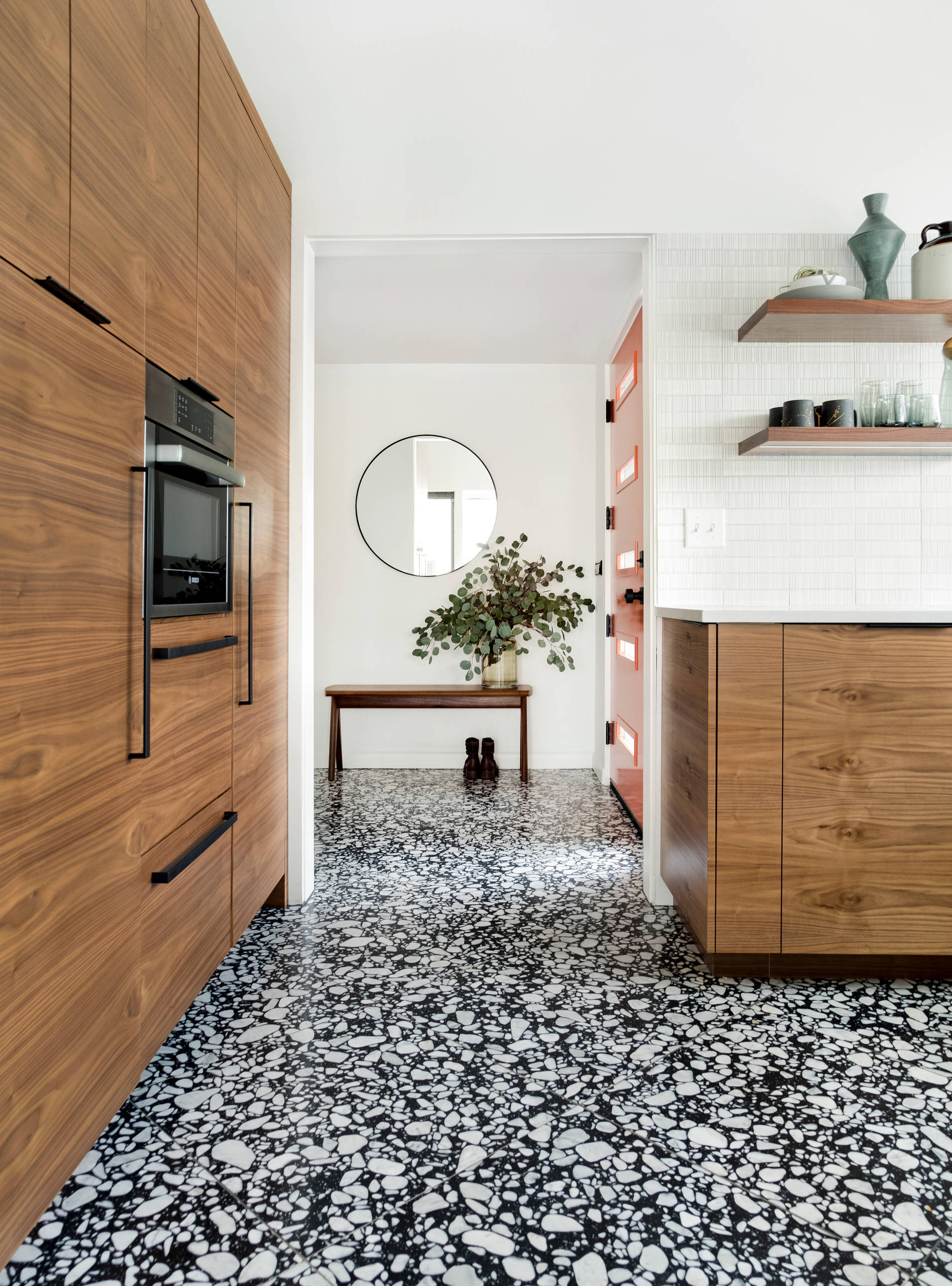 5 Beautiful Terrazzo Floor Kitchen Pictures & Ideas - November