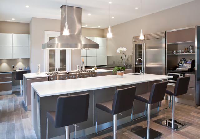 Burlington scavolini kitchen contemporary kitchen for Scavolini kitchens toronto