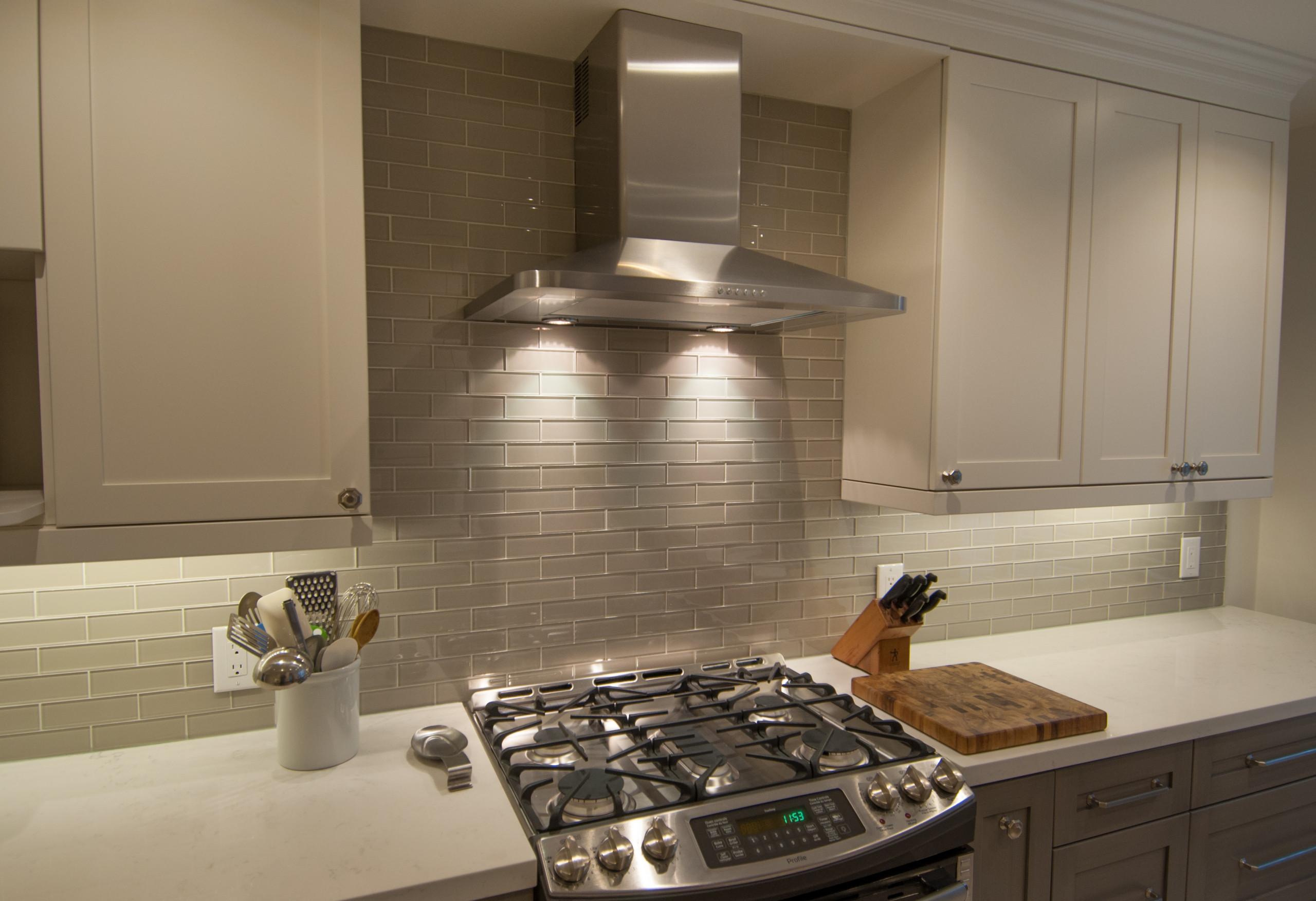 Burlington Transitional Kitchen