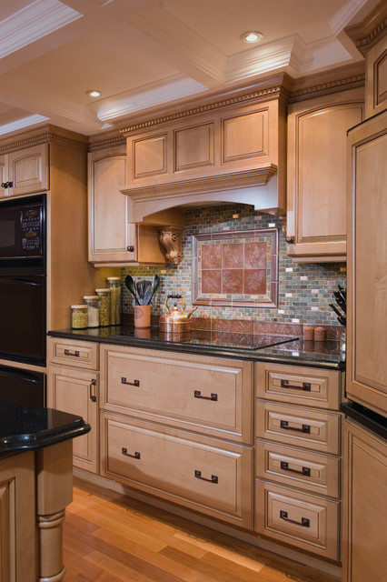 Burnham Kitchen traditional-kitchen