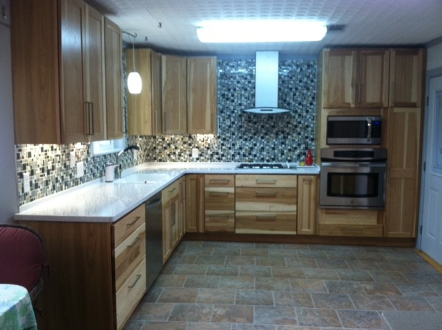 burns residence transitional kitchen albuquerque On lowes carlsbad nm