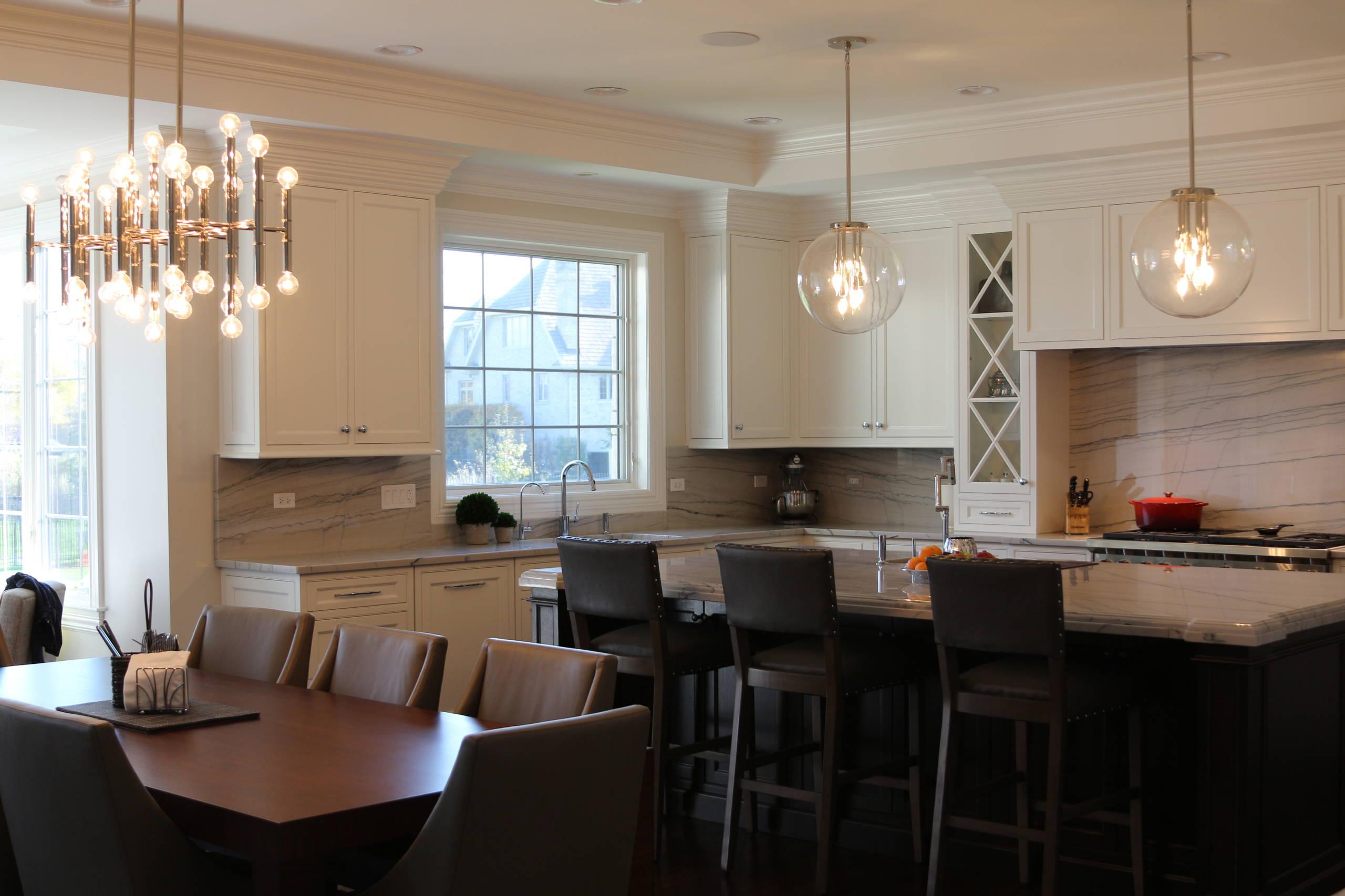 Burr Ridge Custom Kitchen