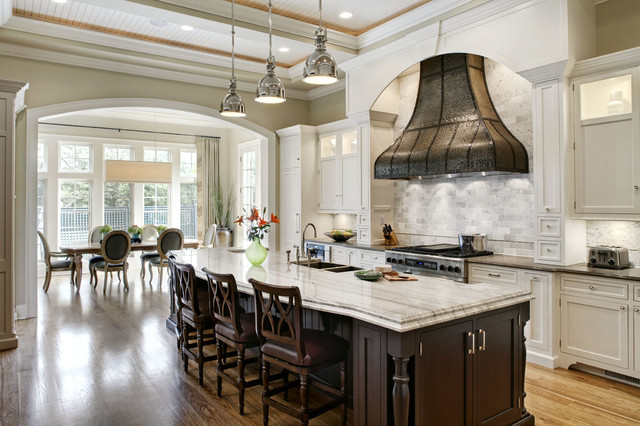 Outstanding Eat Kitchen Island Designs