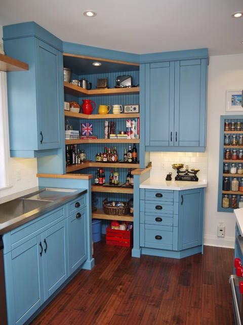 Burry Residence - Farmhouse - Kitchen - Toronto - by marcon KITCHEN ...