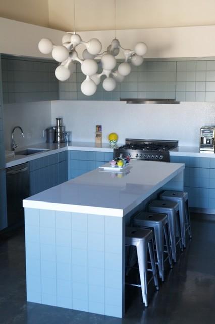 Bush St kitchen