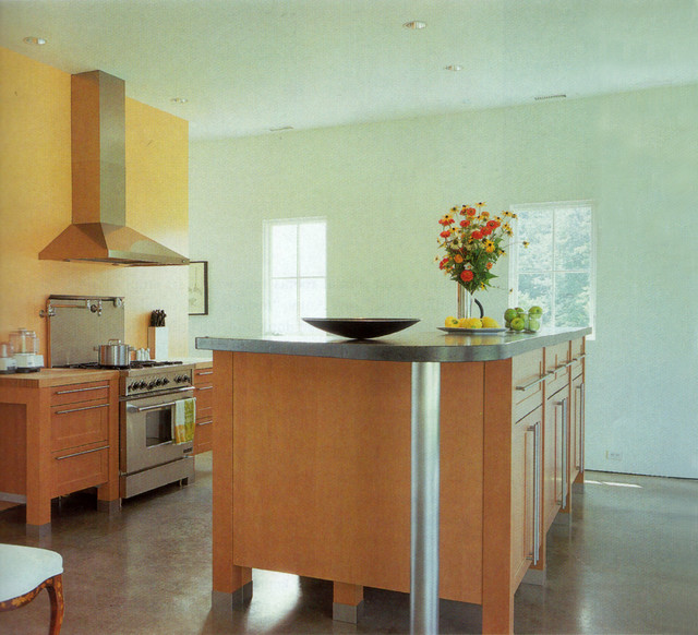 Bushman Dreyfus Architects modern-kitchen