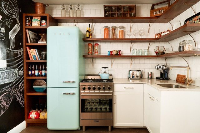 Style Your Open Kitchen Shelving Like A Pro