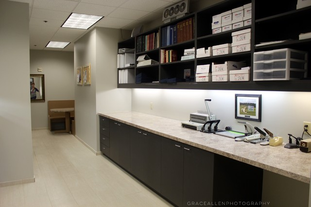 Business Office Kitchens