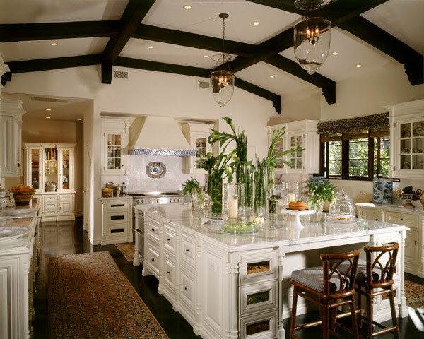 Kitchen Remodeling Beverly Hills Beauteous Buster Keaton Estate  Beverly Hills Historic  Traditional . Design Inspiration