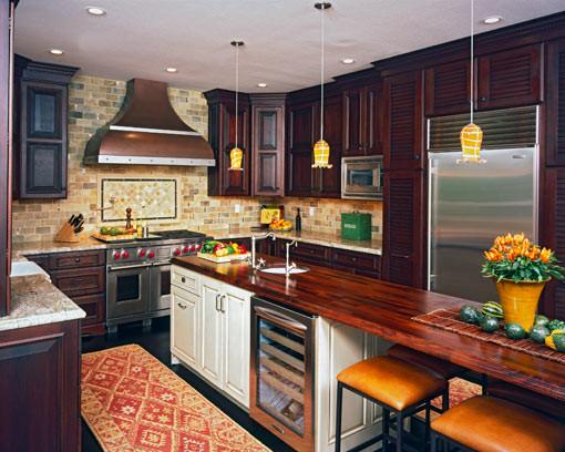 Butcher Block Countertop Kitchen