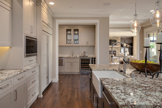 Butler Pantry - Contemporary - Kitchen - Seattle - by Chaffey Building Group