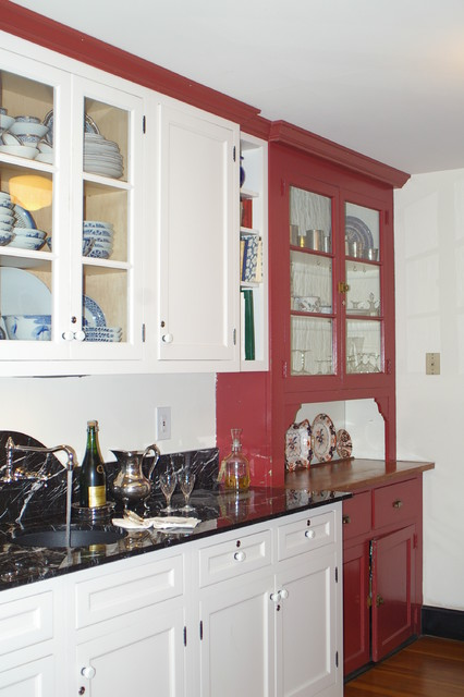 Butler 39 S Pantry Traditional Kitchen New York By Compasspoint Design Group Llc