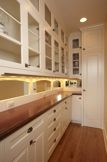 Butler S Pantry Traditional Kitchen Minneapolis By