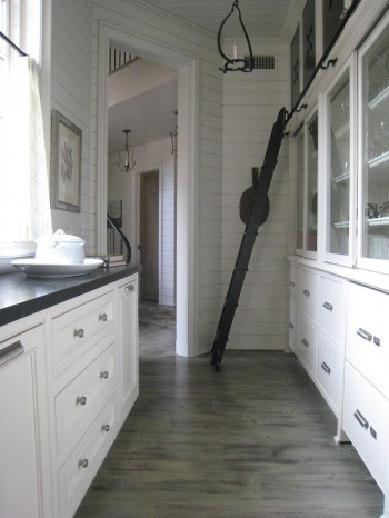 Butler's Pantry eclectic-kitchen