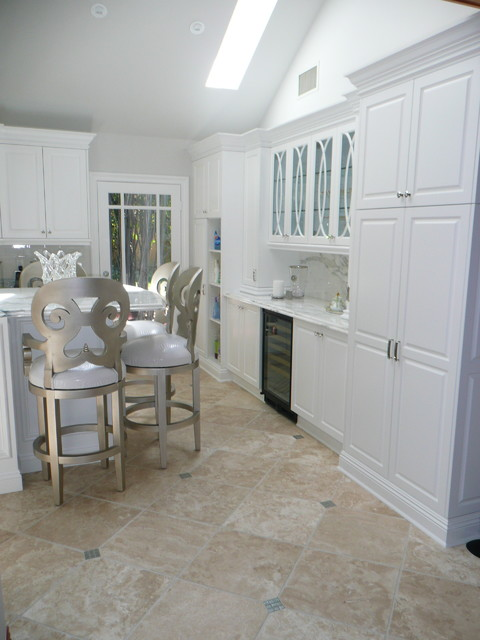 Kitchens and Bathrooms traditional-kitchen