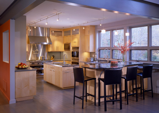 Buttered Toast contemporary-kitchen