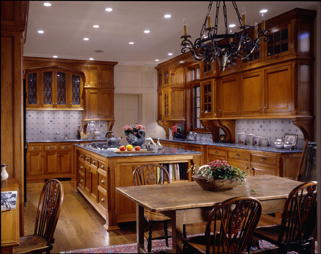 Butternut kitchen traditional kitchen other by for Butternut kitchen cabinets