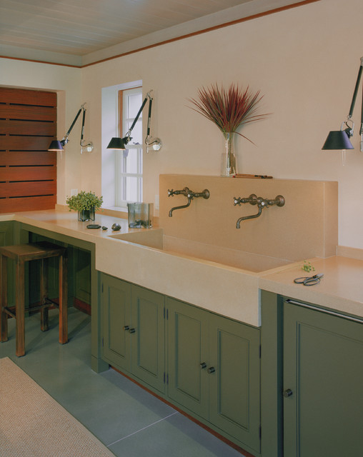 Buttrick Wong Architects contemporary-kitchen