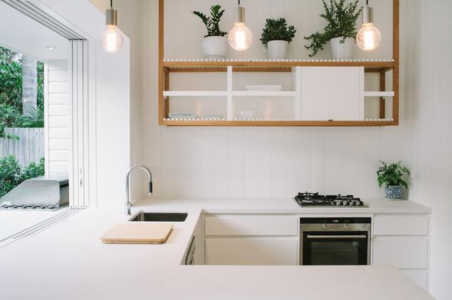 Byron Bay Beach Studio - Modern - Küche - Sydney - von Davis Architects