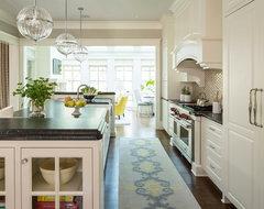 Bywood Street Residence transitional-kitchen