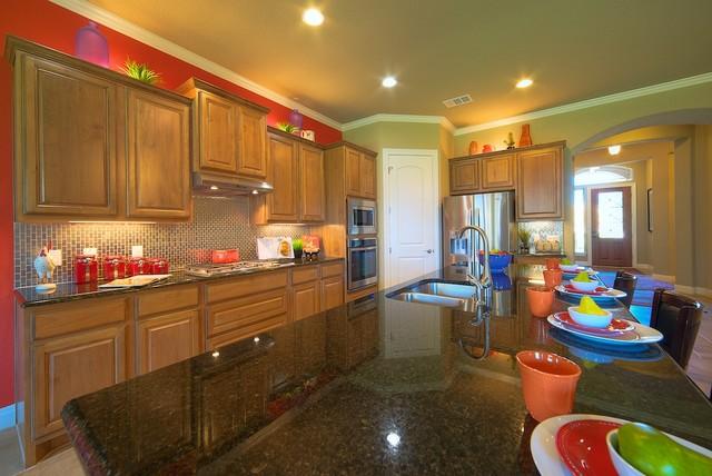 Caballo Ranch contemporary-kitchen