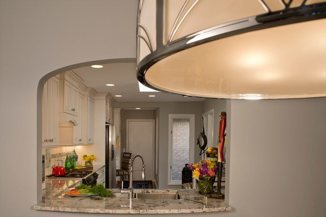 Cabelof kitchen for Angela bonfante kitchen designs