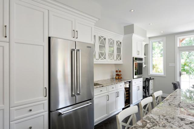 Cabico by pillar interior design transitional kitchen for Cabico kitchen cabinets
