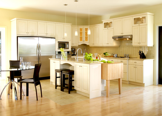 Cabico inspirational kitchen traditional kitchen for Cabico kitchen cabinets