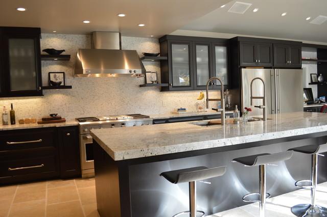 Cabinet Drawer Hardware Contemporary Kitchen
