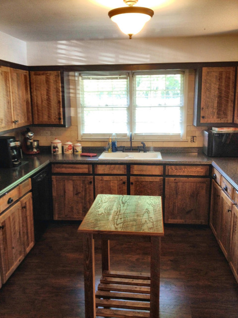 Cabinet Doors - Rustic - Kitchen - Atlanta - by The Rusted ...