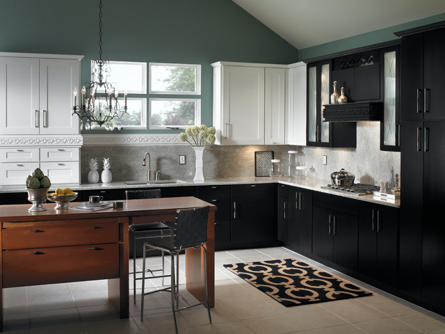 Cabinet ideas transitional kitchen seattle by for Cheap kitchen cabinets seattle