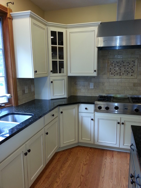 Cabinet Painting Contemporary Kitchen Indianapolis